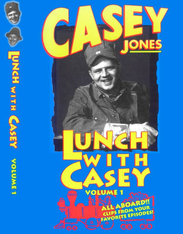 Lunch With Casey DVD cover