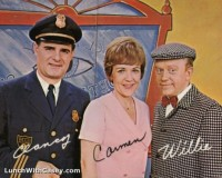 Clancy, Carmen, and Willie