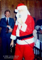 Roger Awsumb as Santa Claus