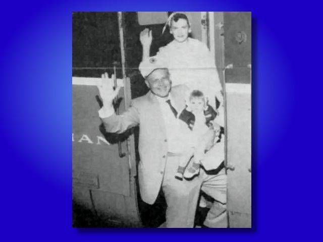 Casey Jones on vacation in 1958