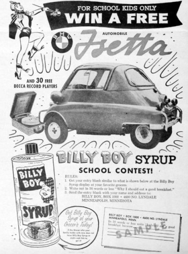 billyboysyrup