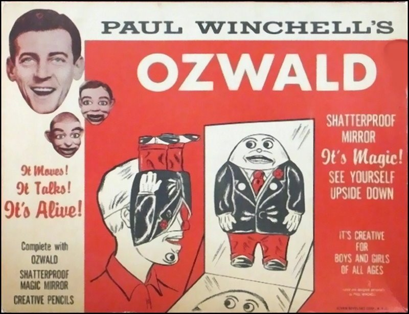 Ozwald box cover
