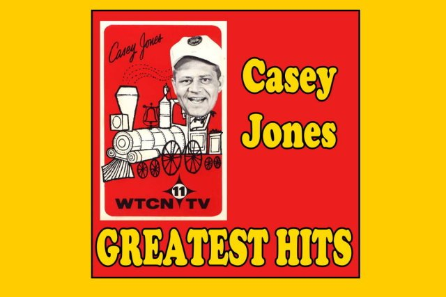 Casey Jones Greatest Hits imaginary album